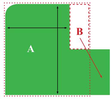 l-vorm-kunstgras